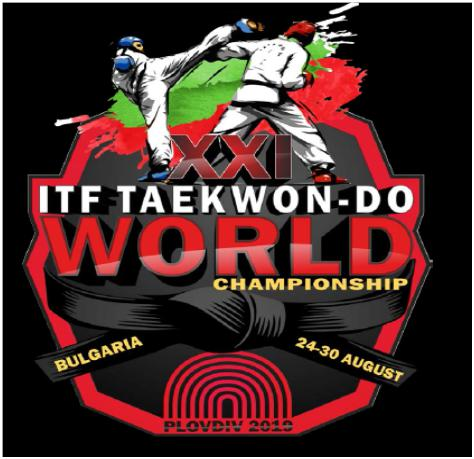 XXI World Championship 24-30 August 2019, Bulgaria (Plovdiv)